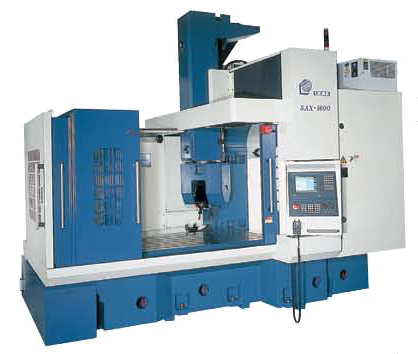 5 Axis Machining Center from Cosmos Impex - Cosmos Impex