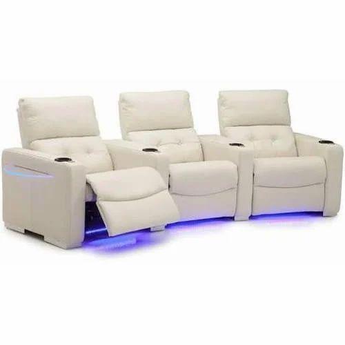 sky white jupiter home theater recliner rs 150000 set sky