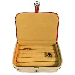 Rust Ring Box