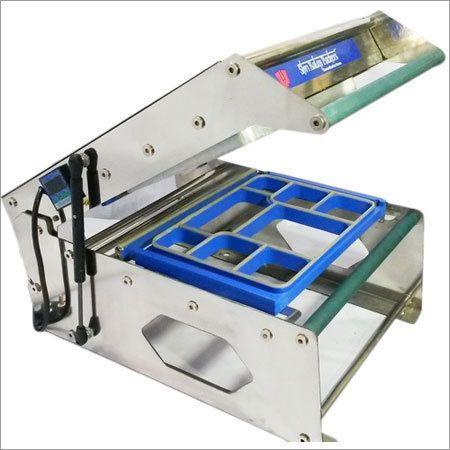 Tray Sealing Machines Semi Automatic Tray Sealing
