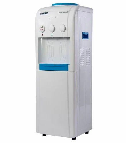 Top Loading White Usha Instafresh Water Dispenser Rs 8000