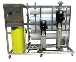 Water Treatment Plant with Water Vending