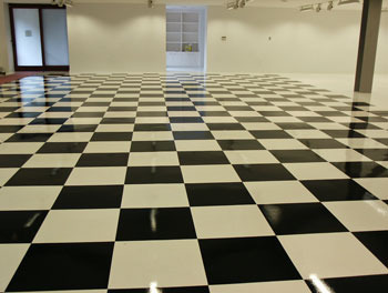 Seamless Decorative Flooring Services Green Heart Floors Pvt