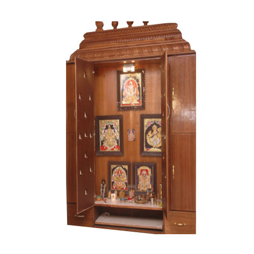 Modern Pooja Unit At Rs 1500 Square Feet Handcrafted