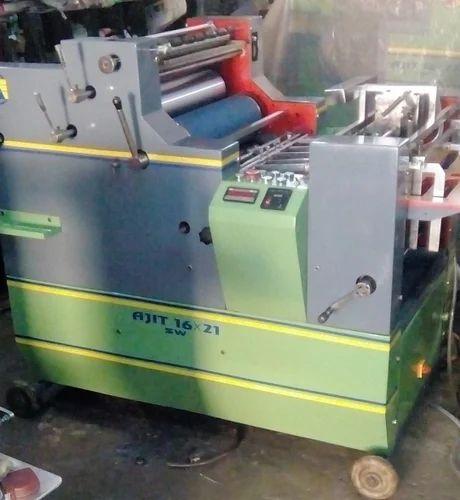 Ajit Fabrics Bag Printing Machine