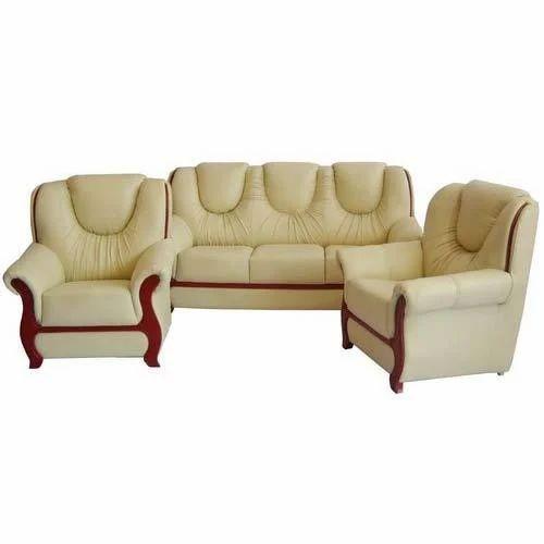 Sofa Sets Furniture: Leather Sofa Set, लेदर सोफा सेट, चमड़े का सोफा सेट, लेदर