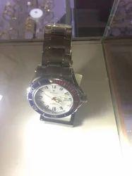 Metal Chain Watch