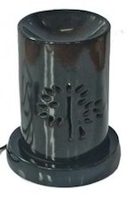Aromablendz Electrical Cylindrical Black Diffuser
