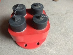Fire Brigede Four Way Valve