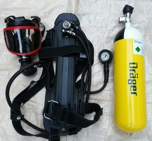 Drager Scba Unit Rescue Air Supplies