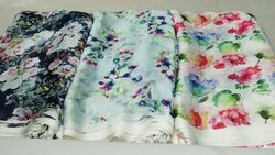 Digital Georgette Print Fabric