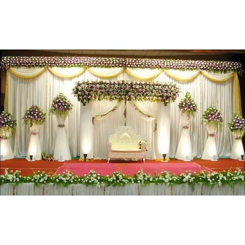 Wedding Stage Decoration Price : Decoration material stage wholesale