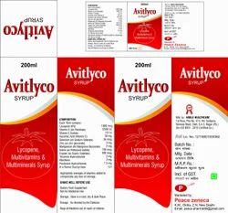 Lycopene Syrup