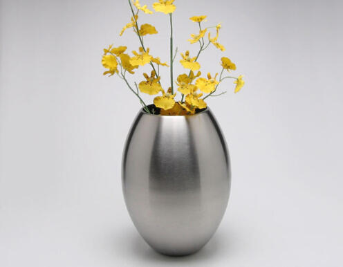 Aluminum Plated Flower Vase At Rs 470 Piece Decorative Flower