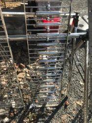 Aluminium Steel Railing