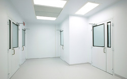 Modern Clean Room Wall Panels, Thickness: 40 - 100 mm