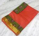 Ladies Red Saree