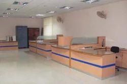 Bank Interior Designing in Ahmedabad