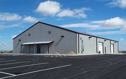 Commercial Industrial Shed