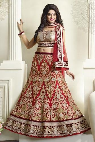 2f3acbecc1 Bridal Lehenga Choli at Rs 1000 /piece(s) | Bridal Lehenga Choli ...