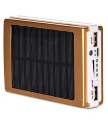 Golden Solar Power Bank
