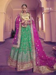Heavy Look Silk Lehenga Choli