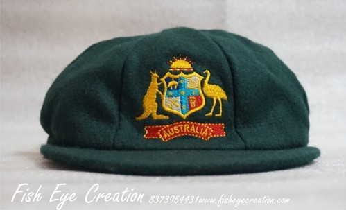 Standard Fish Eye Creation Cricket Baggy Cap 63b3c7b376d