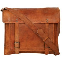 Genuine Leather iPhone Messenger Bag MESS120