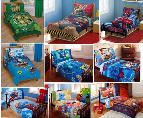 Delightful Kids Theme Bed Sheets