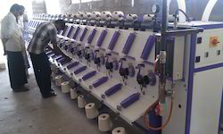 Soft Package Yarn Winding Machine