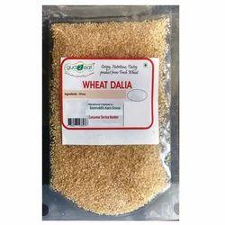 Indian gud2eat Broken Wheat Dalia, High in Protein