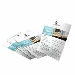 Flyers Design Printing Service