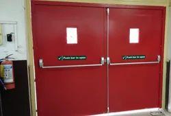 Fire door / Metal door