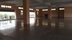 Concrete Floor Polishing Services, India, Industrial Building