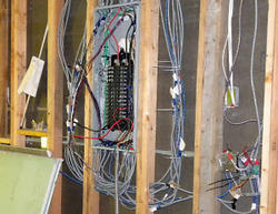 Electrical Paneling Work