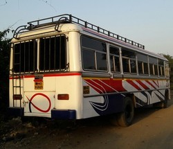Bus Rental Service On Contract Basis