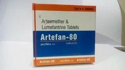 Arteemether and Lumefantrine Tablets