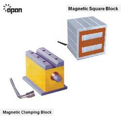Magnetic Square and Clamping Block