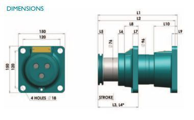 Type 21 Buffer - View Specifications & Details of Crane