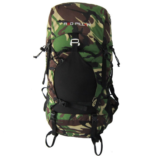 Camo Kulang Backpack, Size: 36x19x62 Cm
