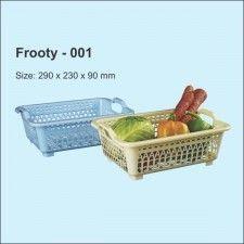 Plastic Basket In Mumbai Maharashtra Plastic Basket
