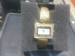 Gold Plated Wrist Watch