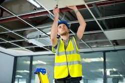 Shopping Malls Electricians Services