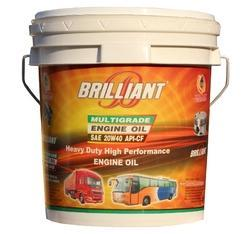 HD Brilliant Premium Engine Oil (20W-40)
