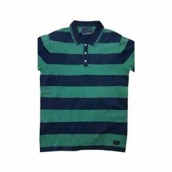 Polo Men Collar Neck T-Shirts