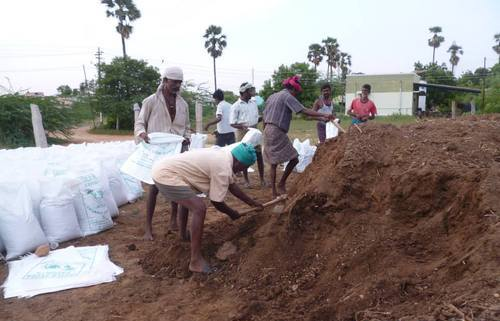 Cow Dung Organic Cow Dung Exporter From Dharmapuri