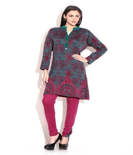 0bfbc4f4f0 Designer Woolen Kurti at Rs 250 /piece | Ladies Woolen Kurti | ID ...