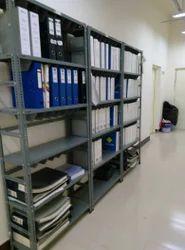 Mild Steel Filing Racks, For Office, Size: 2000mm*900mm*375mm