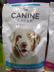 Canine Creek Dog Foods