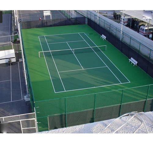 Tennis Court Synthetic Flooring Surface Multi Sports Ahmedabad